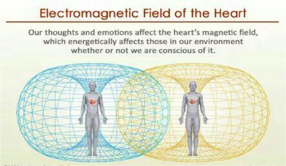 electromagnetic field of the heart; 10 Ways to Build Resilience